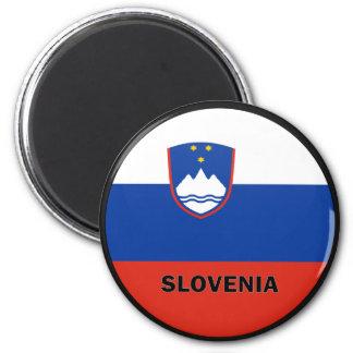 Slovenia Roundel quality Flag Magnet