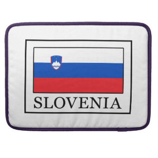 Slovenia Sleeve For MacBook Pro