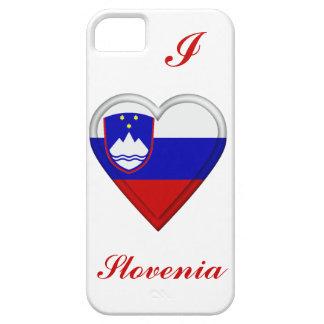 Slovenia Slovenian flag iPhone 5 Case