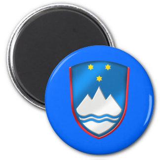 Slovenia Soccer Magnet