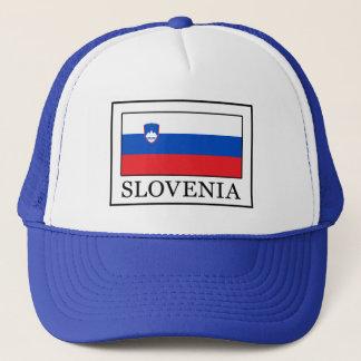 Slovenia Trucker Hat