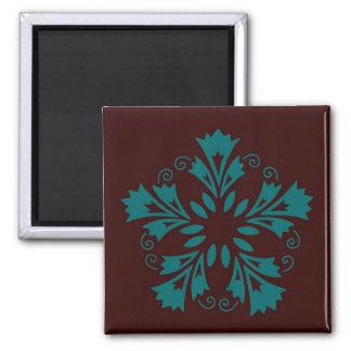 Slovenian Carnations Magnet
