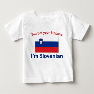 Slovenian Klobase Baby T-Shirt