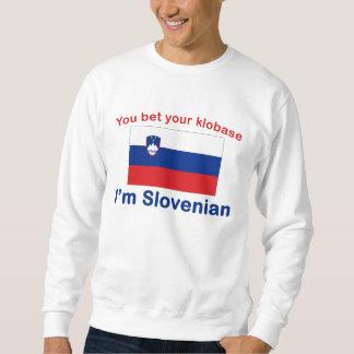 Slovenian Klobase Sweatshirt