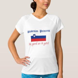 Slovenian Princess-Good As T-Shirt