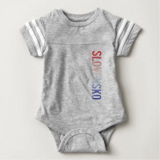 Slovensko (Slovakia) Baby Bodysuit