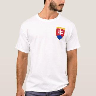 Slovensko/Slovakia COA T-Shirt