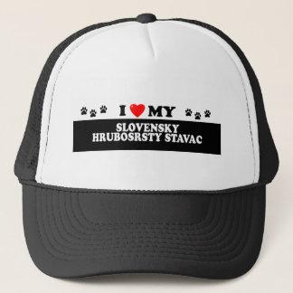 SLOVENSKY HRUBOSRTY STAVAC_ TRUCKER HAT