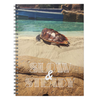 Slow and Steady Notebook