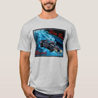Slow Boy Racing T-Shirt