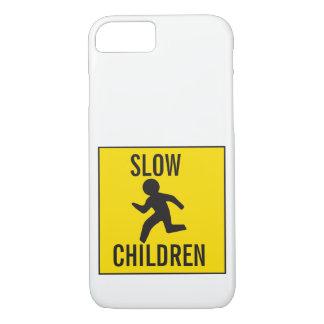 SLOW-CHILDREN Case-Mate iPhone CASE