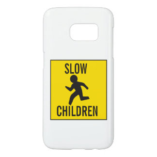 SLOW-CHILDREN SAMSUNG GALAXY S7 CASE