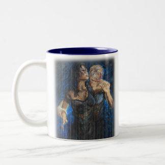 slow-dancing-03, slow-dancing-02, Tango Two-Tone Coffee Mug