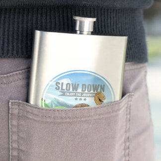 Slow Down Flask