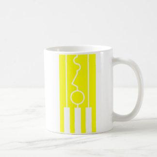 SLoW mug classic yellow