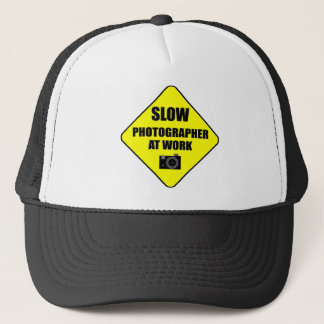 slow photographer hat
