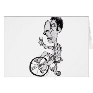 Slow Rider Card