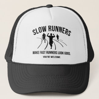 Slow Runners Trucker Hat