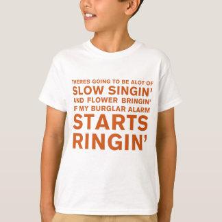 Slow Singin' T Shirts