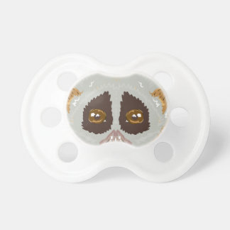 SlowLorisSketchL Baby Pacifiers
