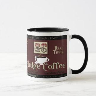 Sludge Coffee Brand Mug