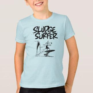 Sludge Surfer Rat Young Surfer T-Shirt