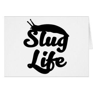 Slug Life Card