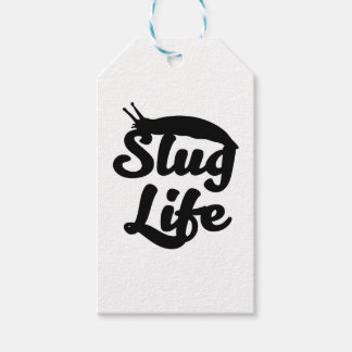 Slug Life Gift Tags