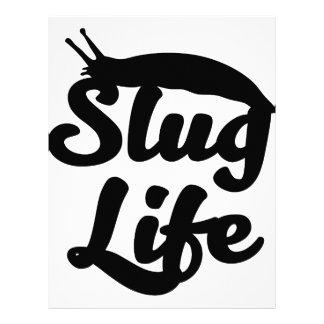Slug Life Letterhead
