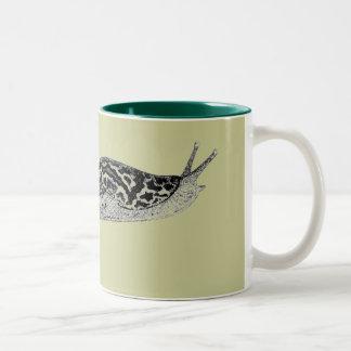Sluggish Two-Tone Coffee Mug