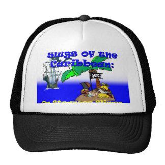 Slugs of the Caribbean Trucker Hat