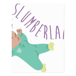 Slumberland Postcard