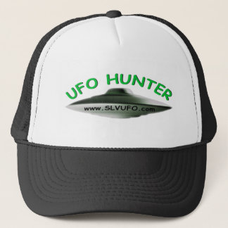 SLVUFO - UFO Hunter Hat
