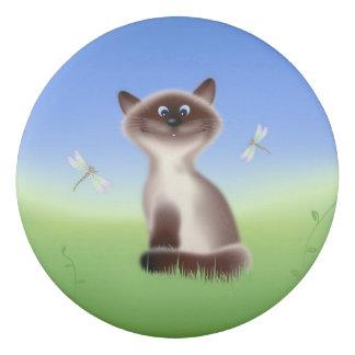 Sly Cat Eraser