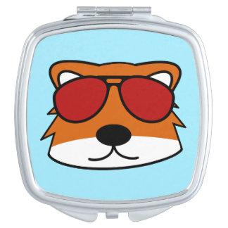 Sly Fox Compact Mirror
