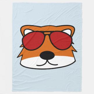 Sly Fox Fleece Blanket