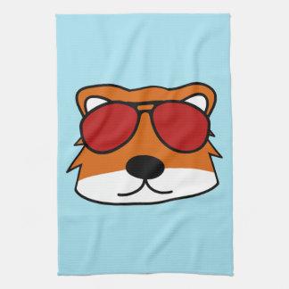 Sly Fox Kitchen Towel