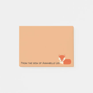 Sly Fox Post-it Notes