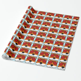 Sly Fox Wrapping Paper