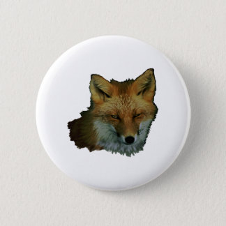 Sly Little One 2 Inch Round Button