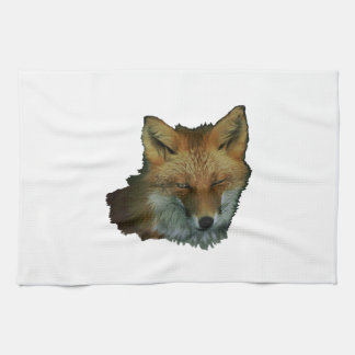 Sly Little One Kitchen Towel