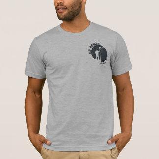 Sly Nomad Logo T - Grey T-Shirt