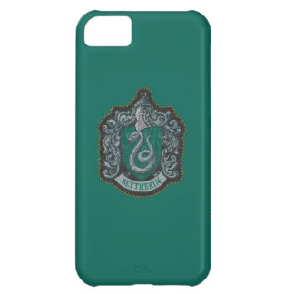 Slytherin Crest 2 Case For iPhone 5C