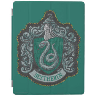 Slytherin Crest 2 iPad Cover