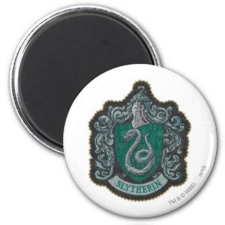 Slytherin Crest 2 Inch Round Magnet