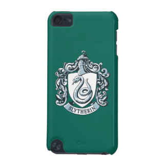 Slytherin Crest Blue iPod Touch (5th Generation) Case