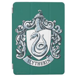 Slytherin Crest Blue iPad Air Cover
