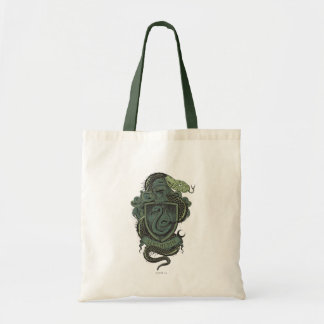 SLYTHERIN™ Crest Budget Tote Bag