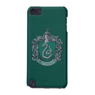 Slytherin Crest Green iPod Touch (5th Generation) Case