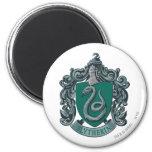 Slytherin Crest Green Fridge Magnets